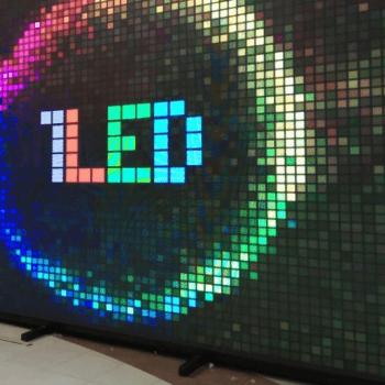 Светодиодный экран ESDLumen Dazzle Plus